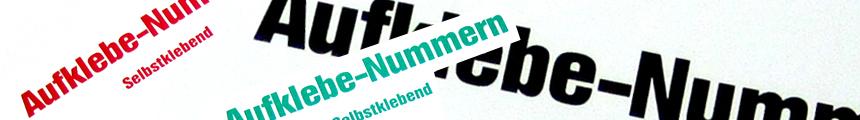 banner_Aufklebernummern