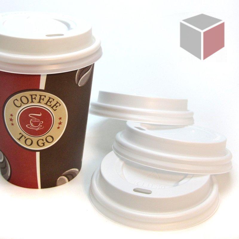 deckel f r kaffeebecher to go 100 st ck 3 10. Black Bedroom Furniture Sets. Home Design Ideas
